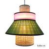 Đèn vải treo kiểu chụp đèn KH-DTR021