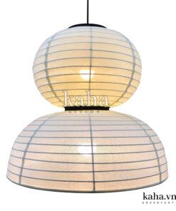 Đèn sắt kiểu tròn cách điệu KH-DL011