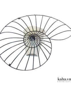 Đèn ốp tường hình Ốc Sên KH-DT002