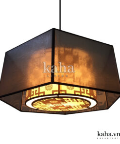 Đèn vải trang trí KH-DTR027