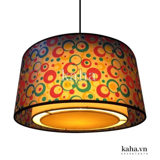 Đèn vải trang trí KH-DTR028