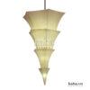 Đèn vải thông trần búp măng KH-DTR019