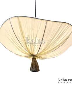 Đèn đĩa bay vải nhăn KH-DTR004