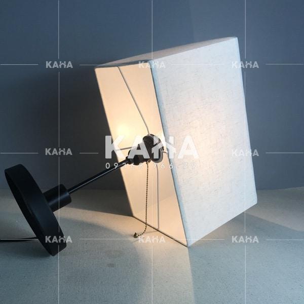Gia công chụp đèn vải 012123