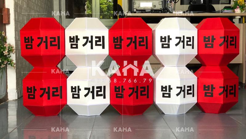 KAHA đèn kiểu Hàn Quốc